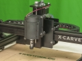 X Carve CNC by Inventables Spindle