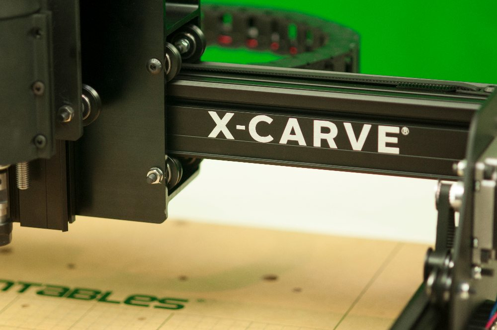 X Carve CNC from Inventables