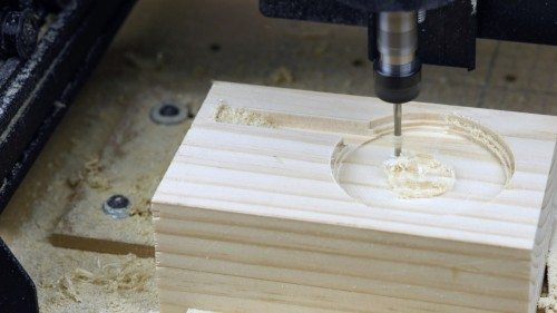 X Carve carving Phone amplifier