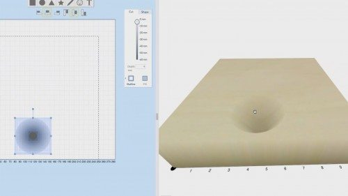easel cnc software
