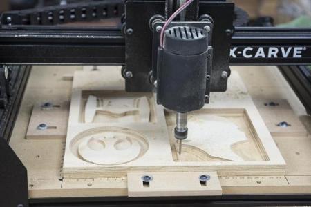 Inventables X-Carve CNC Star Wars